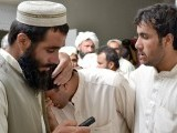 Relatives of victims mourn after the blast in Quetta. PHOTO: INP