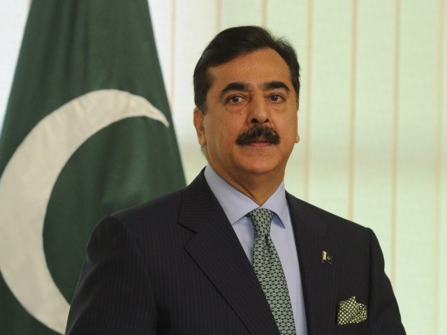 """Whoever is claiming to be able to resolve the energy crisis within three years is lying,"" Prime Minister Gilani. PHOTO: FILE"