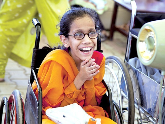 Sindh Special Education Department is expected to present a budget proposal of around Rs4 billion rupees for the fiscal year 2012-13 with Rs1.4 billion set aside for six development schemes. PHOTO: MYRA IQBAL