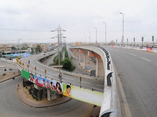 In the 2012-13 budget, most of the development funds will be used for building roads and bridges as the city continues to struggle with traffic congestion. PHOTO: FILE