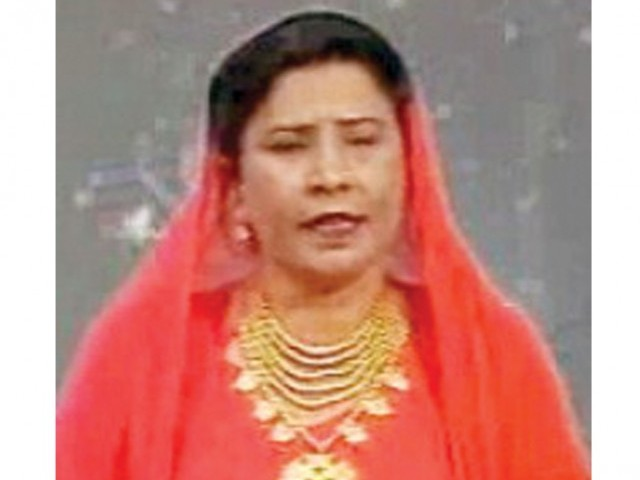 Ameeran Begum started her career as a singer nearly 40 years ago and reportedly came out with more than 150 albums to date.