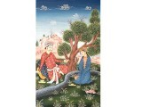 a-pictorial-depiction-of-layla-and-majnun