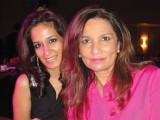 Farah and Frieha Altaf.PHOTO COURTESY CATWALK PR