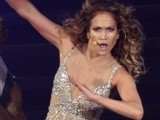Singer Jennifer Lopez performs during a concert at Figali Convention Center in Panama City June 14, 2012.  PHOTO: REUTERS