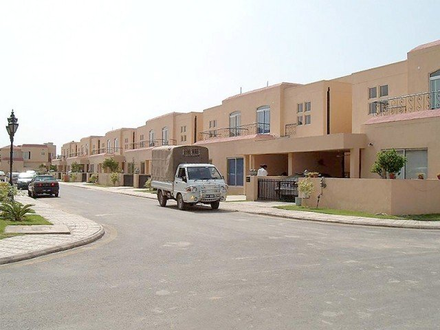 Bahria Town is the second largest housing society after Defence Housing Authority in Lahore. PHOTO: FILE
