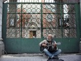 Musician, Taksim. PHOTO: MYRA IQBAL