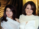 Saba Ansari and Bushra Ansari.PHOTO COURTESY QYT EVENTS