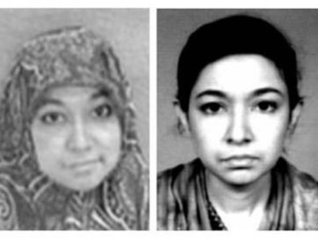Aafia has also been accused of working for al Qaeda. PHOTO: REUTERS/ FILE