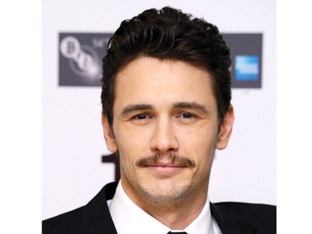 James Franco is one of the actors who were given the honour of Hollywood Walk of Fame 2013. PHOTO: FILE
