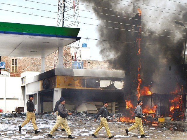 Severe loadshedding in Punjab precipitated into riots. PHOTO: AFP