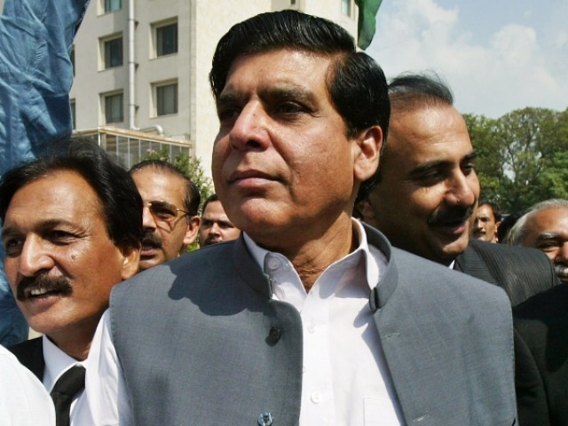 During my tenure, I hope to do something that solves the problems of the people of Pakistan: Ashraf. PHOTO: AFP/FILE