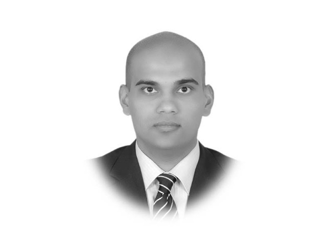 The writer is an investment banker based in the UAE. He contributes regularly to The Express Tribune's Business pages