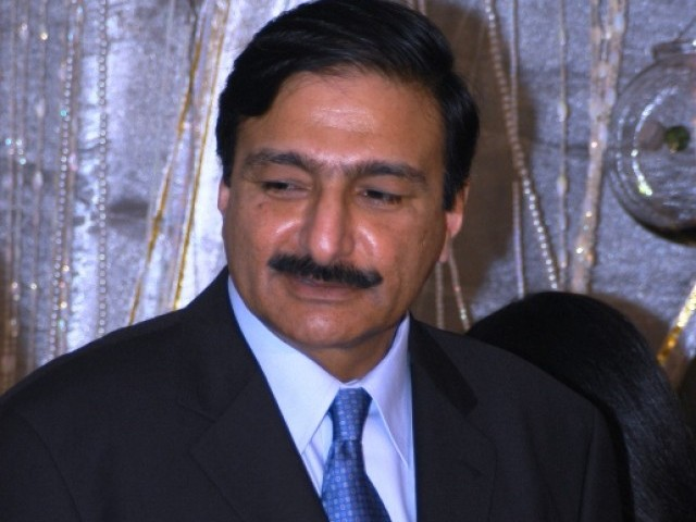 Pakistan cricket chief Zaka Ashraf Saturday rejected spot-fixing convict Salman Butt's claims of innocence. PHOTO: EXPRESS/FILE