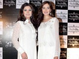 Resham and Mehreen Syed.PHOTO COURTESY SAVVY PR AND EVENTS