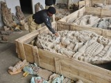 gandhara-artefacts-statues-buddha-police-raid-antiquities-artefacts-photo-reuters