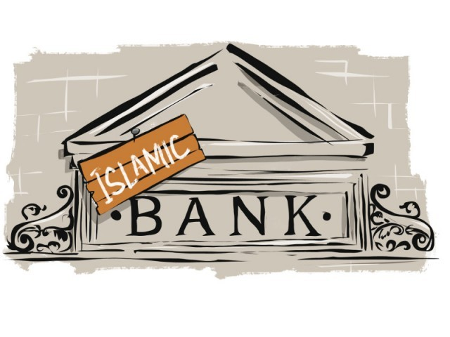 Islamic banking in Pakistan is being practiced on the basis of supply and demand and not as mandatory by the government. ILLUSTRATION: JAMAL KHURSHID