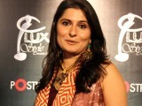 Filmmaker Sharmeen Obaid Chinoy. PHOTO: AYESHA MIR/ THE EXPRESS TRIBUNE
