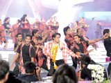 Ali Zafar performed at the Lux Style Awards on Tuesday night. PHOTO: CATALYST PR
