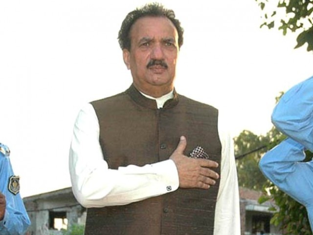 Rehman Malik had directed the FIA to take legal action against those who posted objectionable material on the website. PHOTO: EXPRESS/FILE