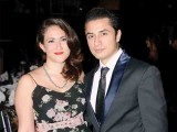 Ayesha and Ali Zafar.PHOTO COURTESY CATALYST PR