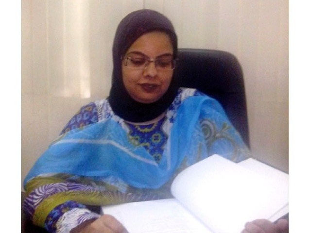 It took Mariam Sultana about six years to complete her doctoral studies. PHOTO: EXPRESS