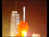 The communication satellite Paksat-1R was launched on August 11,2011 from China. PHOTO: SUPARCO WEBSITE