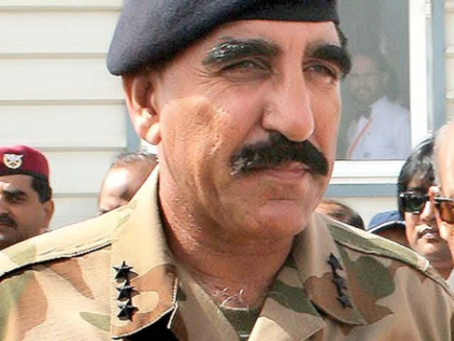 Lt Gen Zaheer ul-Islam met  with CIA director David Petraeus on Thursday. PHOTO: FILE
