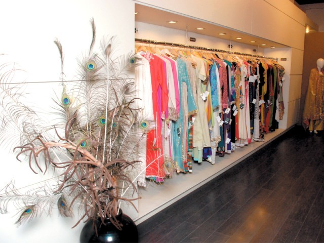 Designer Clothes Websites The Peacock Lounge is expected