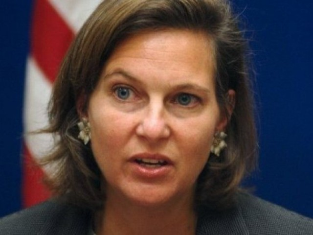 Nuland offered condolences over the attack claimed by the Taliban. PHOTO: AFP/FILE