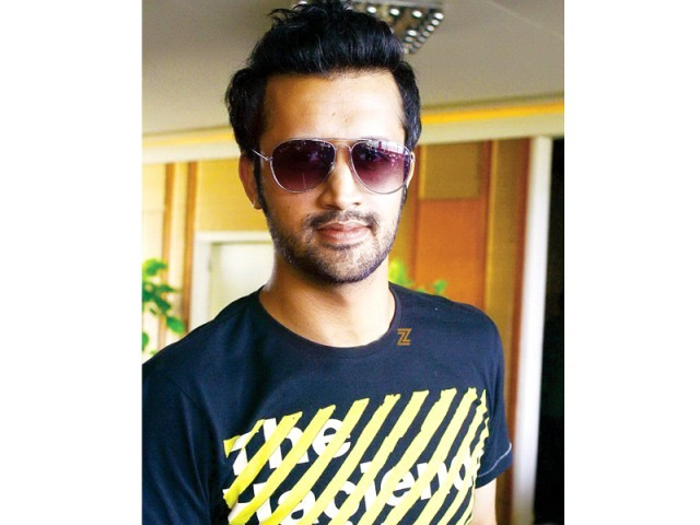 The film will also reportedly feature music by Pakistani pop artist Atif Aslam. PHOTO: PUBLICITY