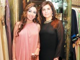 Safa and Sabah.PHOTO COURTESY SAVVY PR AND EVENTS
