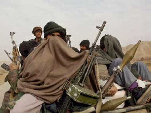 Taliban, Hizb-e-Islami delegation visit Saudi Arabia to hold talks with kingdom officials. PHOTO: REUTERS/FILE