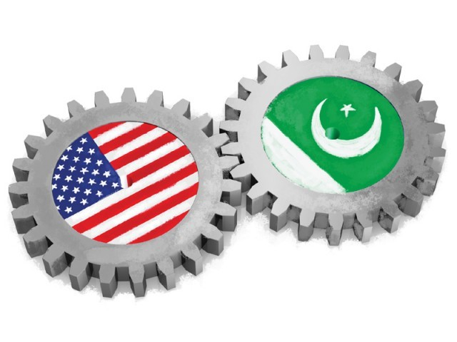 Foreign office spokesperson Moazzam Ali Khan said Islamabad had other options available to convince the US administration into ceasing unilateral strikes on Pakistani territory. At the moment, the government is trying to resolve the issue at a bilateral level. DESIGN: JAMAL KHURSHID