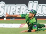 Pakistan's fielding coach Julien Fountain believes the team needs to be formed keeping the players' fielding skills in mind — players who are not afraid to dive and throw themselves around on the outfield. PHOTO: AFP