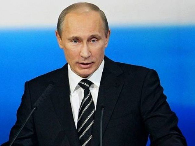 Russian President Vladimir Putin will meet with the country's civil and military leaderships and attend a quadrilateral summit. PHOTO: AFP/FILE