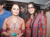 Hina Bayat and Fatima Amir.PHOTO COURTESY VOILA PR