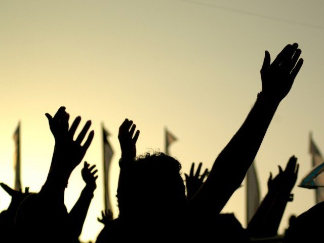 The president of the All Pakistan Bheel Alliance, Dr Meva Ram, said the community would not remain silent if injustices are committed against it.  PHOTO: FILE