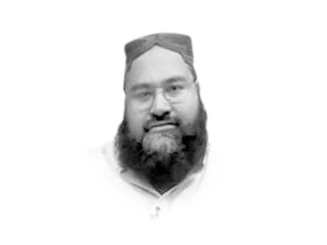 The writer is chairman of the All Pakistan Ulema Council