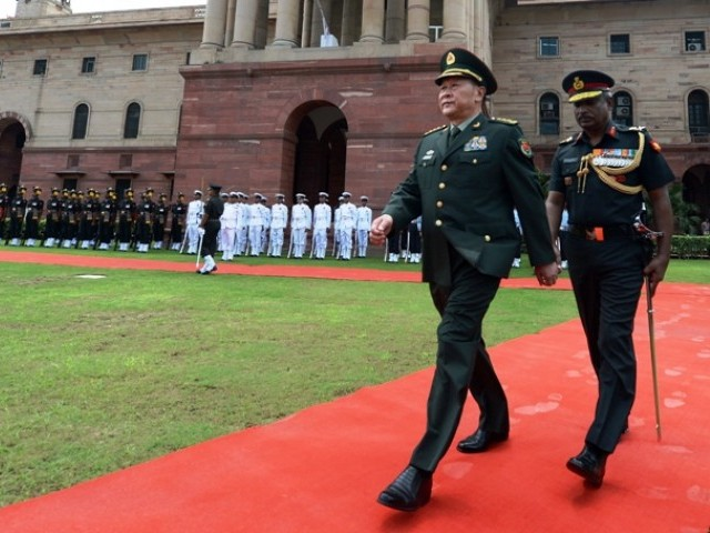 India China To Resume Joint Military Exercises The Express Tribune