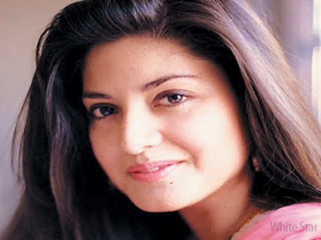 Rediscovering the hit song from the 80s is a treat for Nazia's fans all over the world. PHOTO: FILE