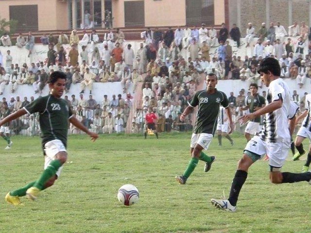 KRL won their second successive match at the Pakistan Premier Football League (PPFL), beating ZTBL 3-0. PHOTO: Express