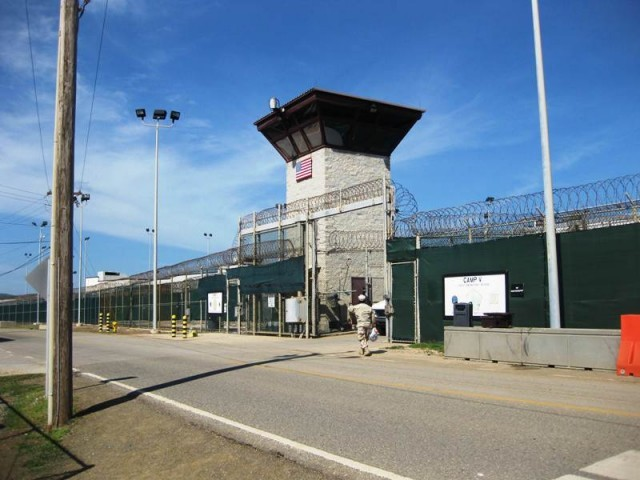 The death brings to nine, the number of detainees who have died at Guantanamo Bay. PHOTO: AFP/FILE