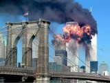 File photo of the second tower of the World Trade Center bursting into flames after being hit by an airplane in New York. PHOTO: REUTERS