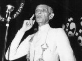 Jinnah believed public knowledge of his lung ailments would hurt him politically. PHOTO: FILE