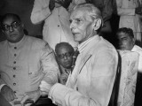 Muhammad Ali Jinnah was born in Karachi on December 25, 1876. PHOTO: FILE