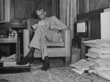 Jinnah devoted much of his time to his law practice in the early 1920s, but remained politically involved. PHOTO: EXPRESS/ FILE