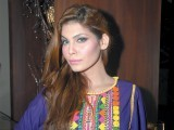 Amna Babar. Lajwanti Luxury Prêt and Sonar Jewellers launch their retail store at Mall One in Lahore. PHOTO COURTESY SAVVY PR AND EVENTS