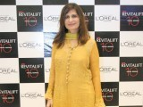 Ujala Zia. L'Oréal Paris celebrates Eid with their customers with an interactive mall animation at Dolmen Mall in Karachi. PHOTO COURTESY LOTUS PR