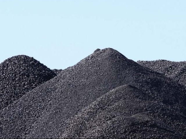 The information minister said that Sindh has requested the federal government to convert the existing 800MW and the new 600MW power plant at Jamshoro on Thar coal specifications. PHOTO: FILE