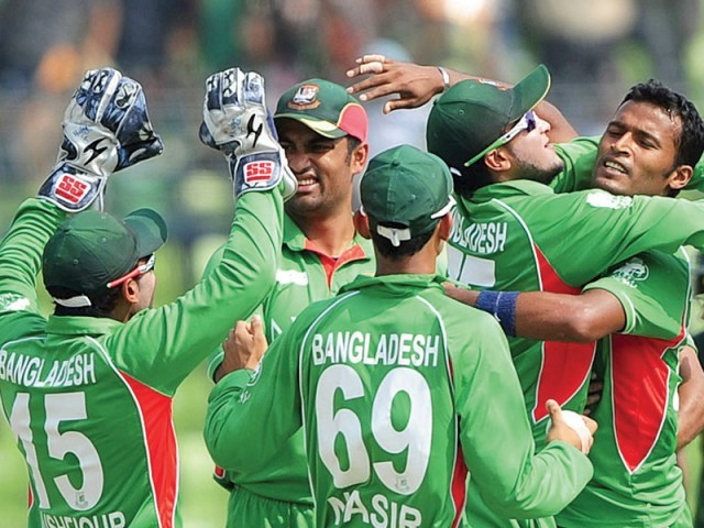 "I think the squad has a more settled look,"" said Mashrafe. PHOTO: AFP/FILE"